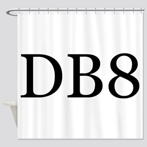 DB8 Shower Curtain