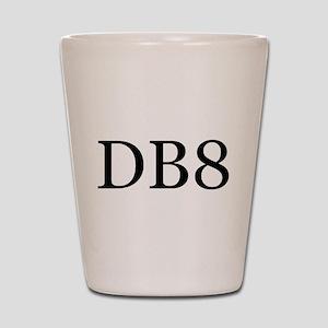 DB8 Shot Glass