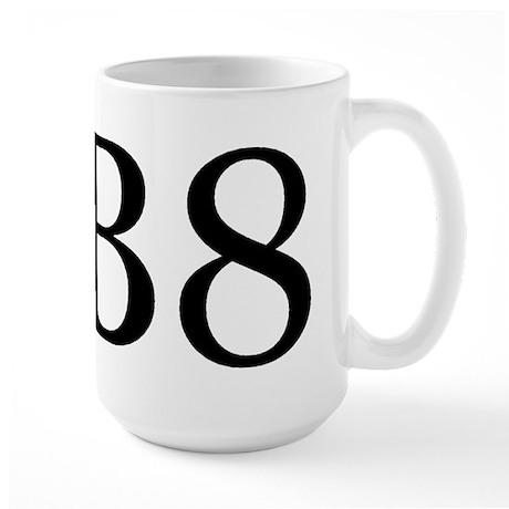 DB8 Large Mug