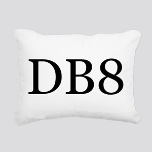 DB8 Rectangular Canvas Pillow