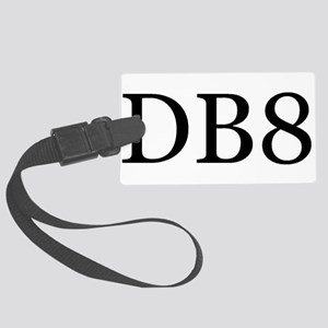 DB8 Large Luggage Tag