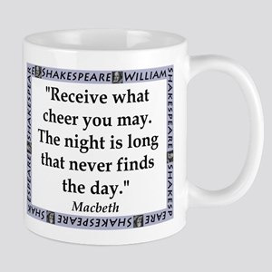 Receive What Cheer Mugs