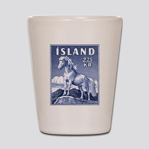 Iceland 1958 Icelandic Horse Postage Stamp Shot Gl