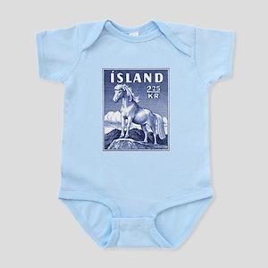 Iceland 1958 Icelandic Horse Postage Stamp Infant