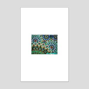 Zellij Mini Poster Print