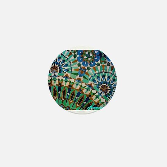 Zellij Mini Button