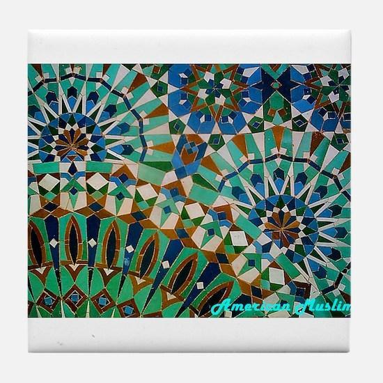 Zellij Tile Coaster