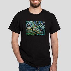 Zellij Black T-Shirt