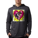 poco_circle.png Mens Hooded Shirt