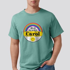 ButtonCarol 4 Mens Comfort Colors Shirt