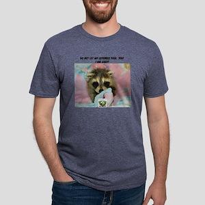 Sassy Mens Tri-blend T-Shirt
