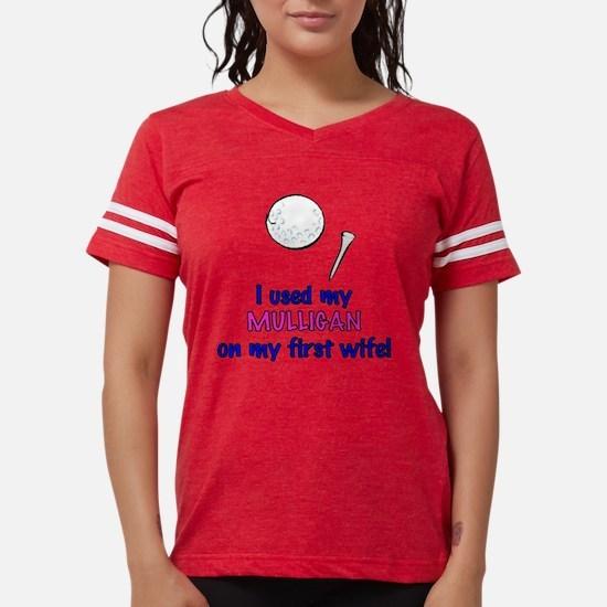 mulligan wife 2.png Womens Football Shirt
