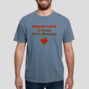 Chocolate Lovers  Mens Comfort Colors Shirt