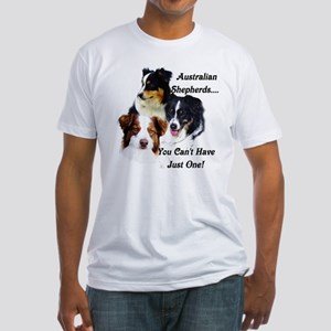 Aussie Group Fitted T-Shirt