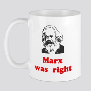 Marx was right #3 Mug