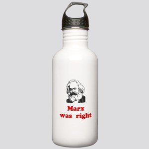 Marx was right #3 Stainless Water Bottle 1.0L