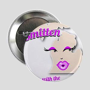 "Smitten with the Mitten T-Shirt 2.25"" Button"
