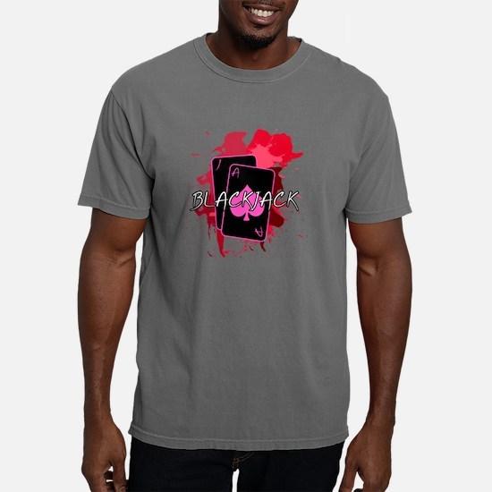 2NE1 - Blackjack Mens Comfort Colors Shirt