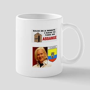 JULIAN ECUADOR Mug