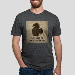 Squirrel Mens Tri-blend T-Shirt