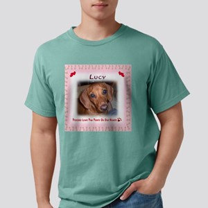 Critter Characters Perso Mens Comfort Colors Shirt