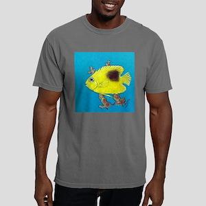 fishrockbeauty Mens Comfort Colors Shirt
