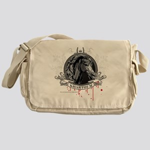 Horse Head Messenger Bag