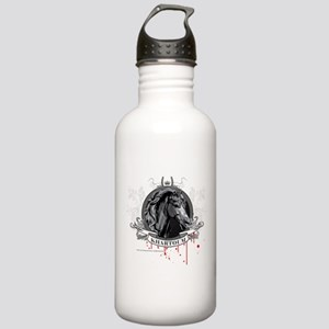 Horse Head Stainless Water Bottle 1.0L