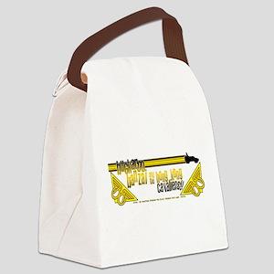 2009 Buckaroo Banzai Tour Canvas Lunch Bag