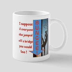 BUNGEE ! Mug