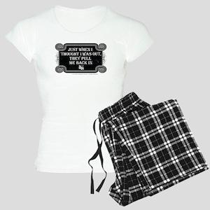 Back In Women's Light Pajamas