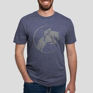 gvHorse051 Mens Tri-blend T-Shirt