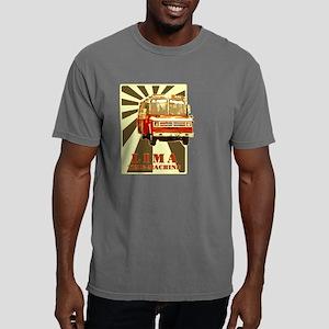 time-machine-lima Mens Comfort Colors Shirt