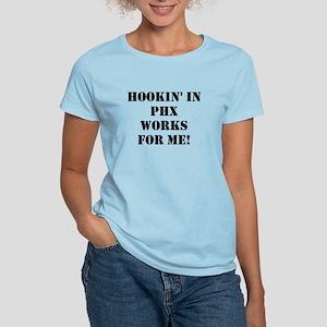 HOOKIN IN PHX Women's Light T-Shirt