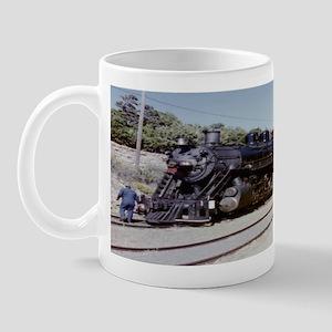 grand canyon railway Mug