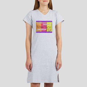 School Nurse giger Women's Nightshirt