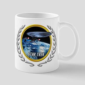 Star trek Federation of Planets Enterprise D Mug
