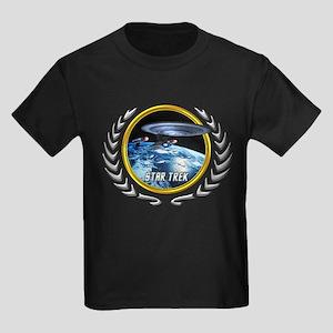 Star trek Federation of Planets Enterprise D Kids