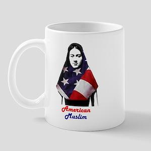 American Muslim Woman Mug