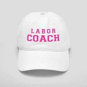 Labor Coach (pink) Cap