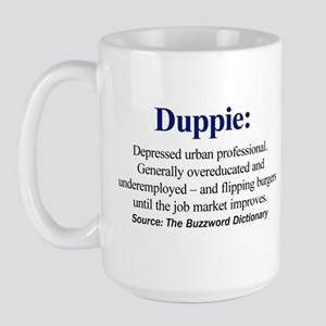 Duppie Large Mug