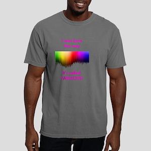 Gay Fabulous Mens Comfort Colors Shirt