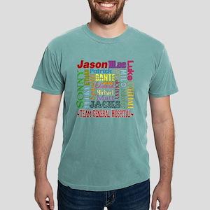 General Hospital Men Mens Comfort Colors Shirt