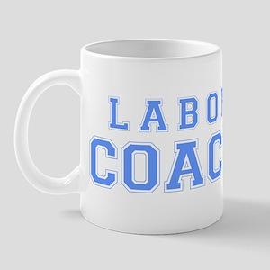 Labor Coach (blue) Mug