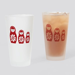 Riyah-Li Designs Nesting Dolls Three Drinking Glas