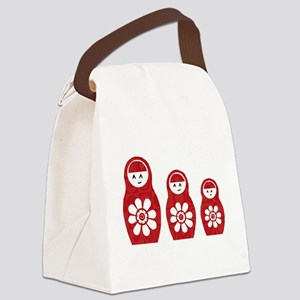 Riyah-Li Designs Nesting Dolls Three Canvas Lunch