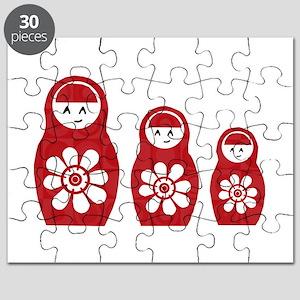 Riyah-Li Designs Nesting Dolls Three Puzzle