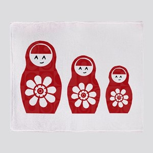 Riyah-Li Designs Nesting Dolls Three Stadium Blan