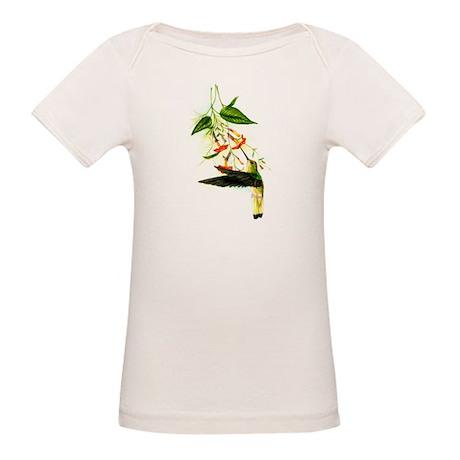 hummingbird Organic Baby T-Shirt
