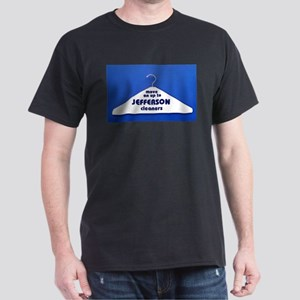 Jefferson Cleaners - Black T-Shirt